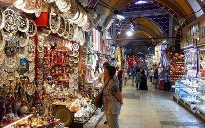 Qué ver en Estambul en 3 días: día 3 – itinerario por los bazares de Estambul