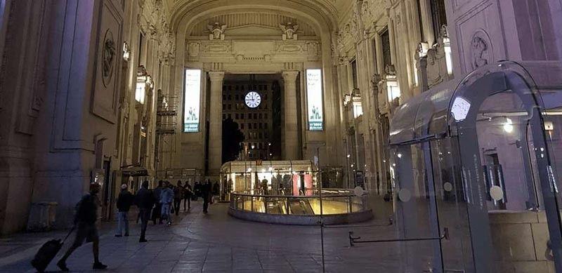 Milán: Día 0