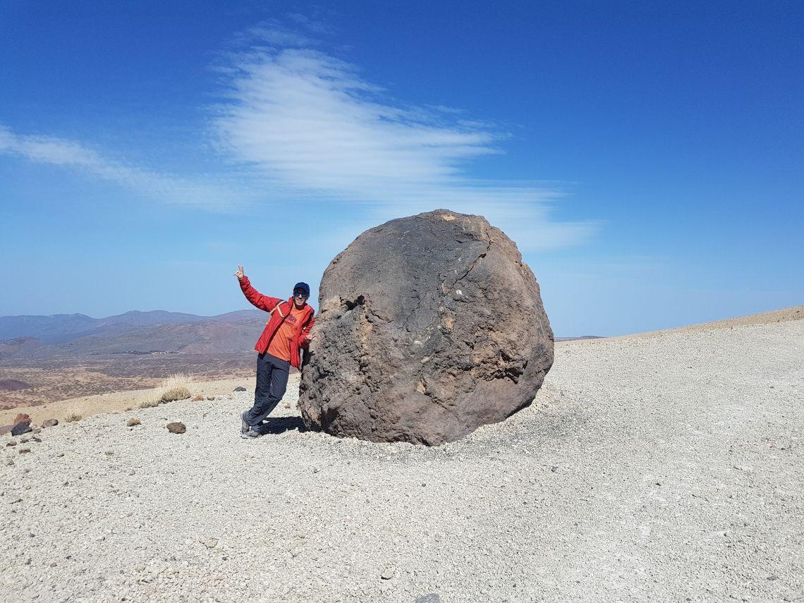 Guia para subir al pico del Teide