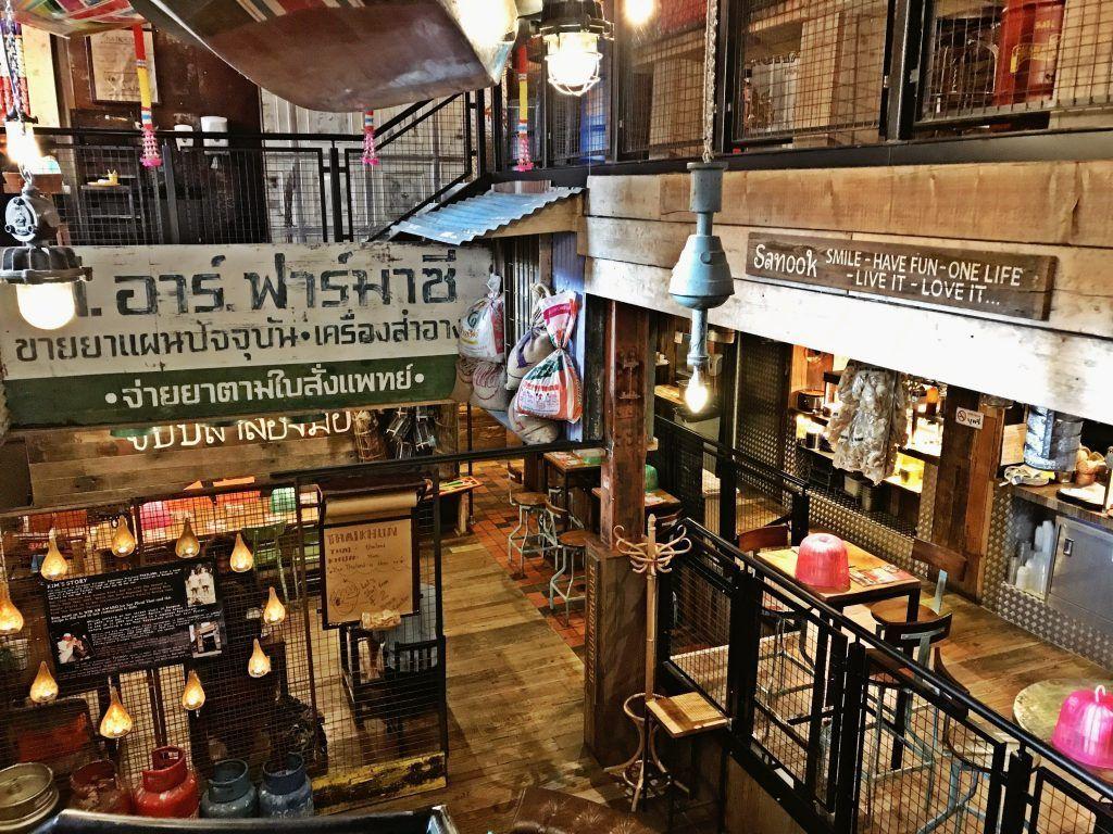 Thaikhun: un trocito de Tailandia en Oxford