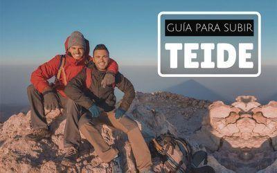 Guía para subir al Pico del Teide