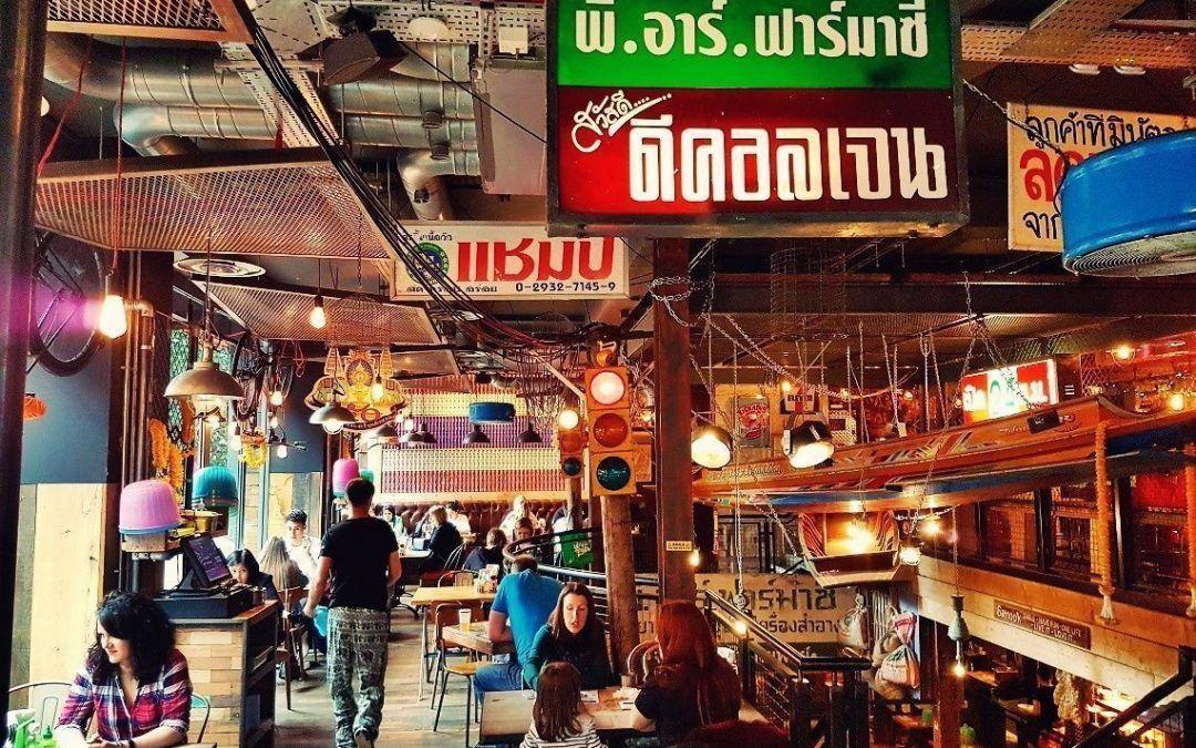 Thaikhun en Oxford