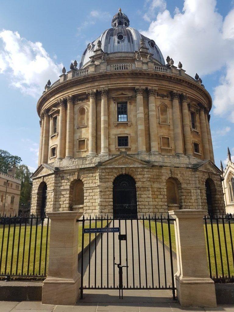 Qué ver en Oxford