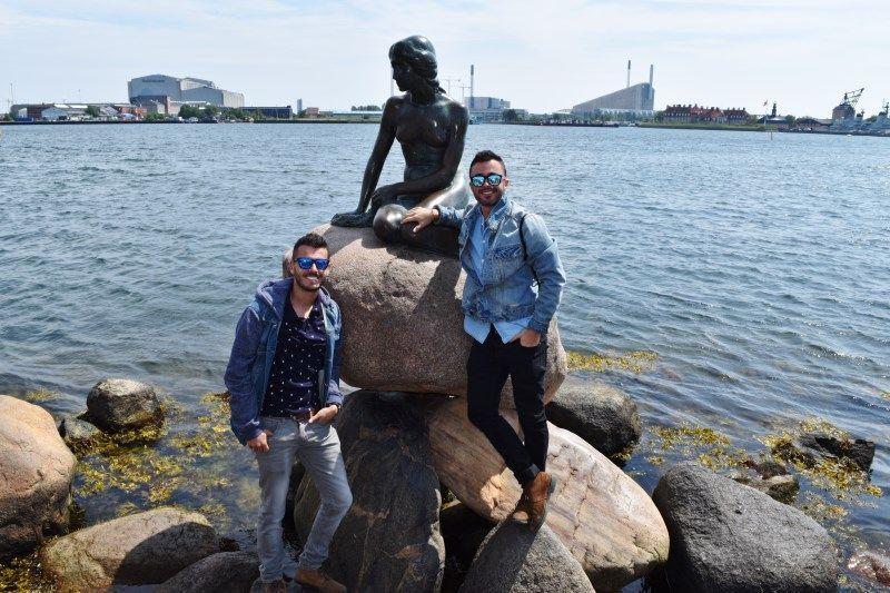 Copenhague en un fin de semana