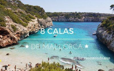 8 Calas de Mallorca que te recomendamos