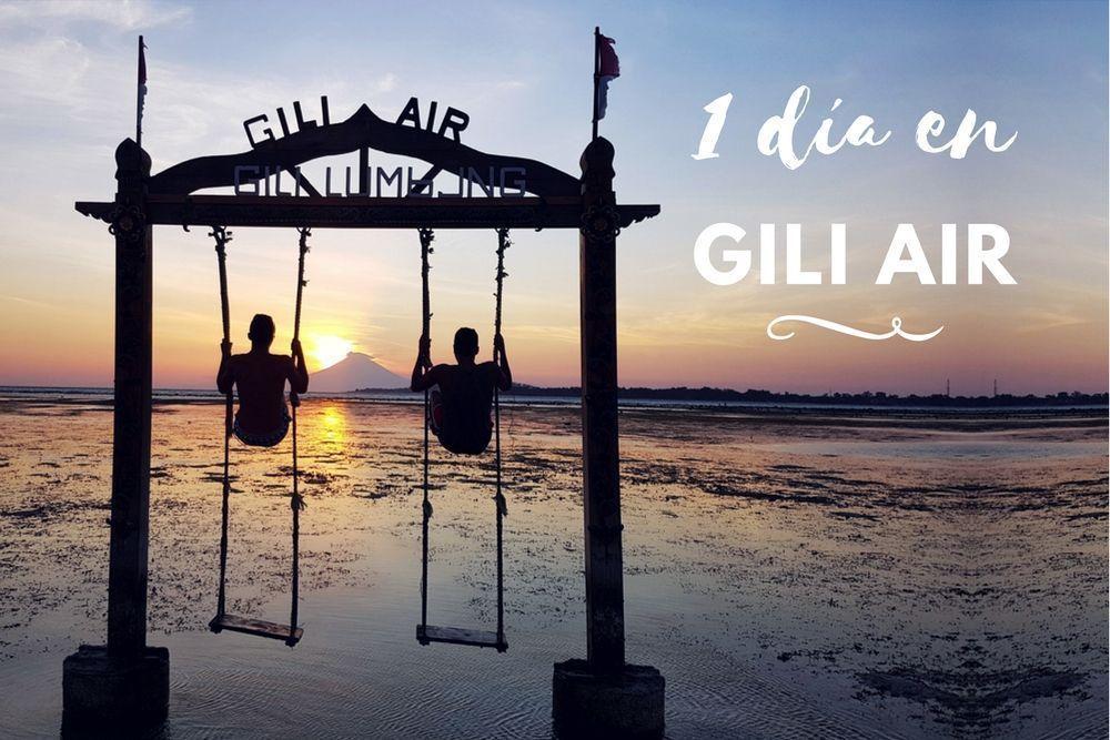Qué hacer en Gili Air en 1 día