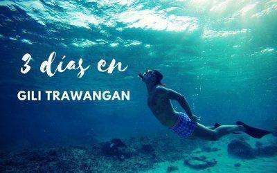 Qué hacer en Gili Trawangan en 3 días