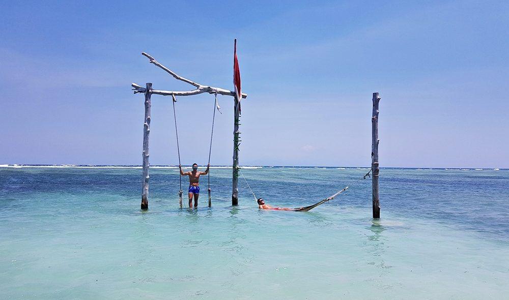 4 días en las islas Gili