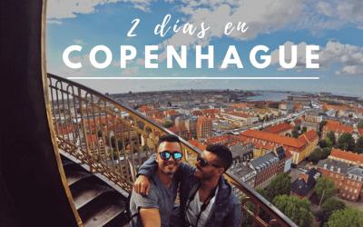 Qué ver en Copenhague en 2 días: guía de viaje