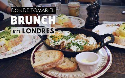 5 lugares donde tomar el brunch en Londres