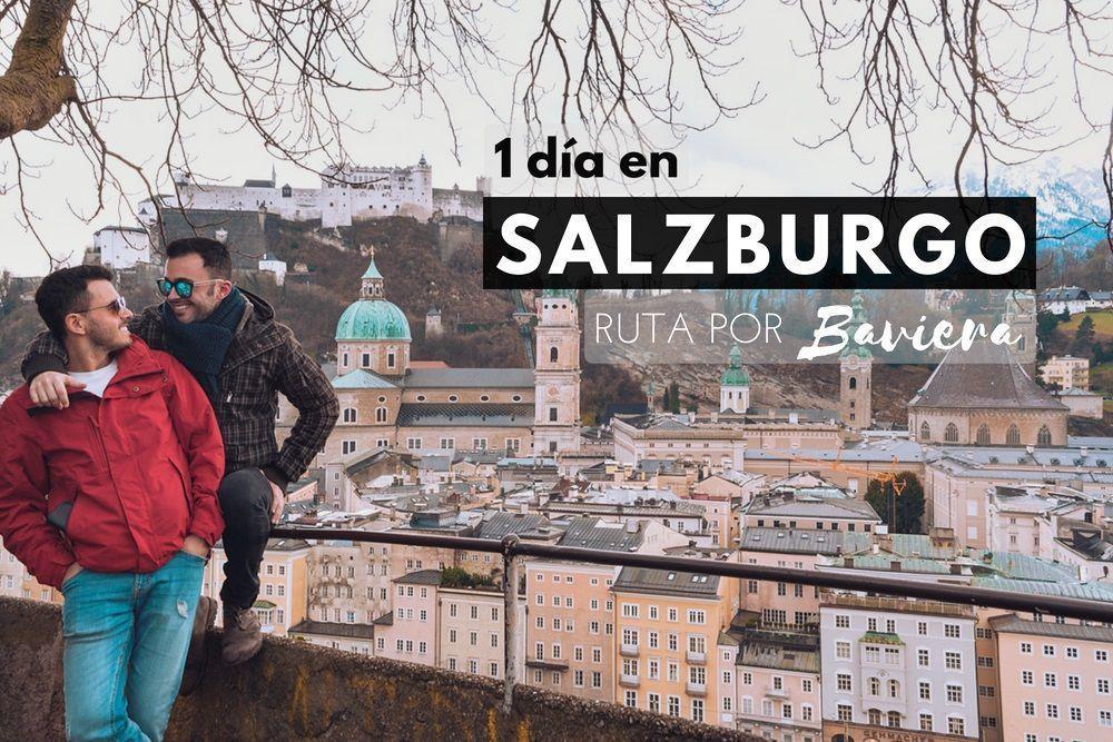 Qué ver en Salzburgo en 1 día