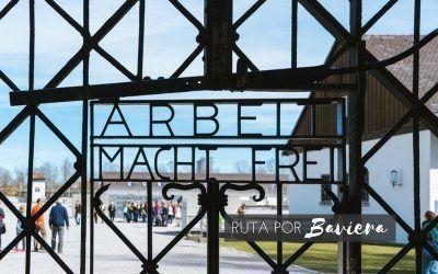 Visita al Campo de Concentración de Dachau