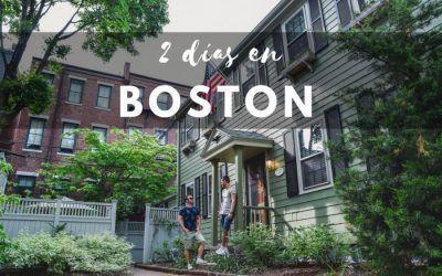 Qué ver en Boston en 2 días: guía practica