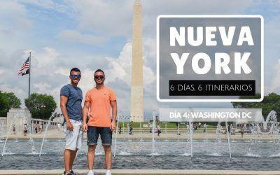 Nueva York: 6 días, 6 itinerarios – Día 4: Washington DC