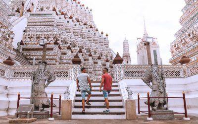 Qué ver en Tailandia en 20 días + Camboya: guía de viaje