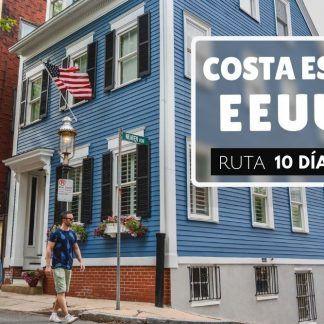 Costa Este EEUU en 10 días