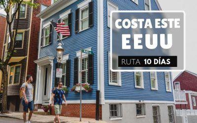 Costa Este de EEUU en 10 días: preparativos y ruta