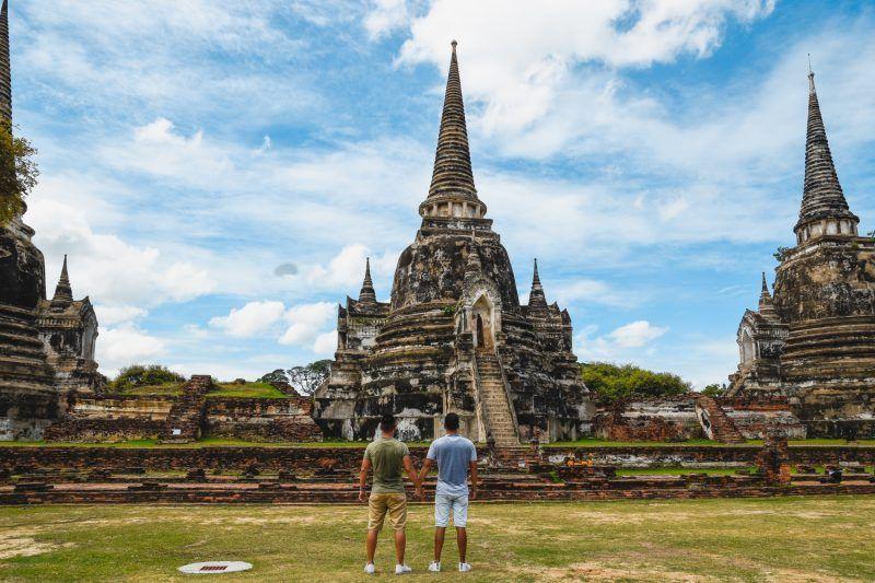 Qué ver en Ayutthaya en 1 día