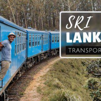 Cómo moverse por Sri Lanka