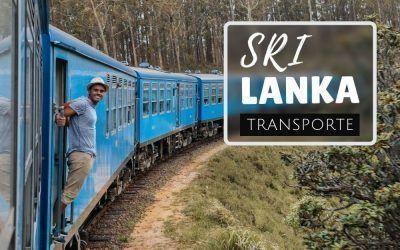 Cómo moverse por Sri Lanka: guía de transporte