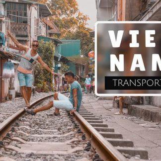 Cómo moverse por Vietnam