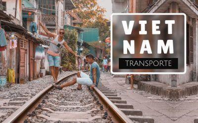 Cómo moverse por Vietnam: guía de transporte