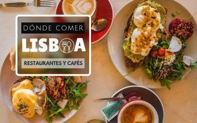 Dónde comer en Lisboa: mejores restaurantes y cafés