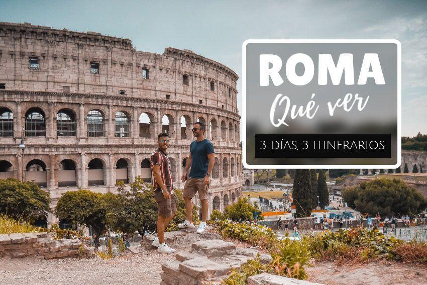 Qué ver en Roma en 3 días 2