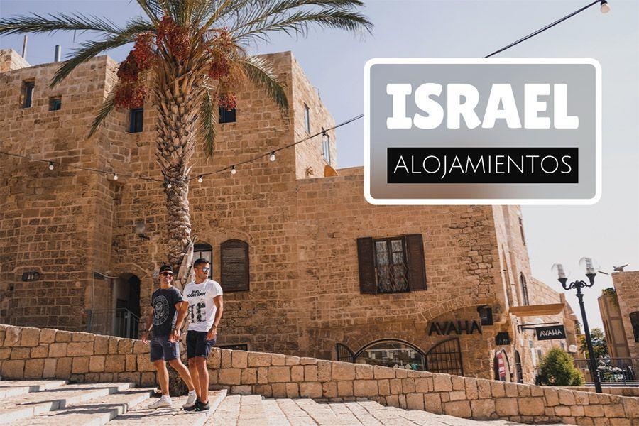 Donde dormir en Israel