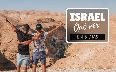 Qué ver en Israel en 8 días: guía de viaje