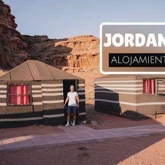 Donde dormir en Jordania
