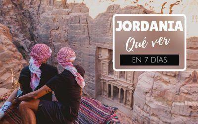Qué ver en Jordania en 7 días: guía de viaje