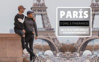 París: 3 días, 3 itinerarios – Día 2: de la Torre Eiffel a Tour Montparnasse