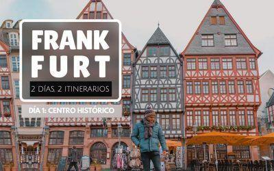Frankfurt: 2 días, 2 itinerarios – Día 1: Centro histórico
