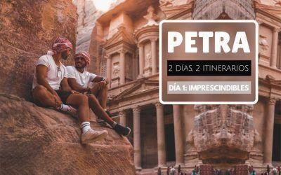 Qué ver en Petra en 1 día: imprescindibles