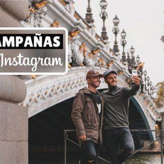 Campañas en Instagram Mimondo express