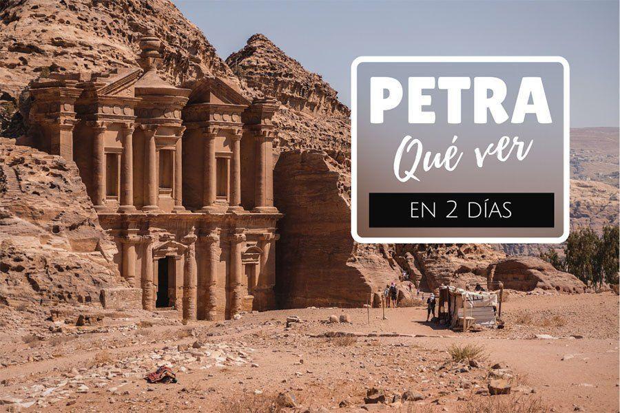 Qué ver en Petra en 2 días