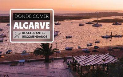 Dónde comer en el Algarve: 10 restaurantes recomendados