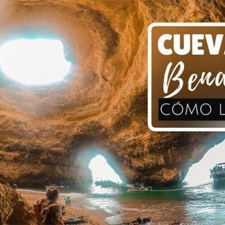 Cómo visitar la cueva de Benagil