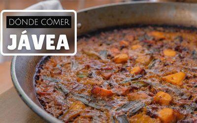 Dónde comer en Jávea: 10 restaurantes recomendados
