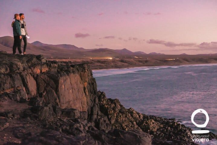 Atardecer en Cotillo Que hacer en Fuerteventura