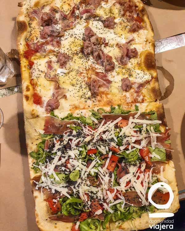 Mejor pizzeria donde comer en el Camino Francés