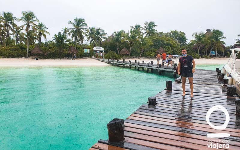 Cómo ir a Isla Contoy e Isla Mujeres